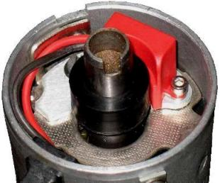 Hot-Spark kit in Bosch distributor